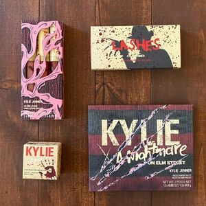 Kylie Cosmetics A Nightmare on Elm Street Limited Edition Makeup Collection
